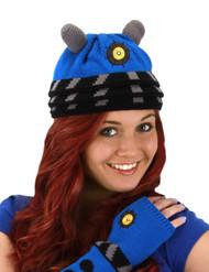 BBC Dalek Knit Beanie Blue