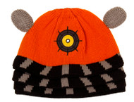 BBC Dalek Knit Beanie Orange