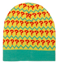 BBC Seventh Doctor Knit Beanie