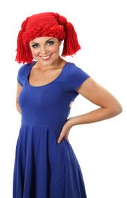 elope Doll Knit Beanie