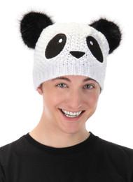 elope Panda Knit Beanie