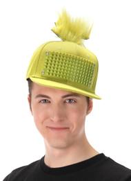 Dr. Seuss The Grinch Bricky Blocks Build-On Snapback Hat Kit