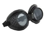 elope Radioactive Aviator Goggles Black/Black