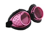 elope Radioactive Aviator Goggles Pink/Black