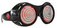 elope X-Ray Goggles Black/Red