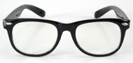 elope Blues Glasses Black/Clear