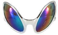 elope Close Encounter Glasses Silver/Rainbow