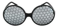 elope Bug Eyes Glasses Black/Smoke