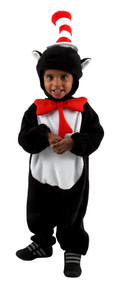 Dr. Seuss The Cat in the Hat Deluxe Costume Infant 12-18 Months