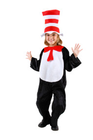 Dr. Seuss The Cat in the Hat Costume Toddler