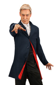 BBC Twelfth Doctor Jacket Mens