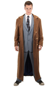BBC Tenth Doctor Jacket Mens