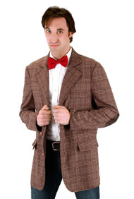 BBC Eleventh Doctor Jacket Mens S/M
