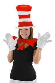 Dr. Seuss The Cat in the Hat Adult Accessory Kit