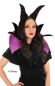Disney Consumer Products Maleficent Headband & Collar Set