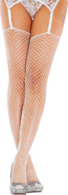 STOCKINGS INDUSTRIAL NET WHITE