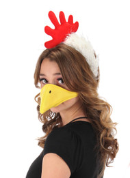 elope Chicken Plush Headband Kit