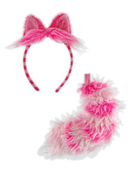 Disney Consumer Products Cheshire Cat Ears Headband & Tail Kit