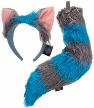 Disney Consumer Products Deluxe Cheshire Cat Ears Headband & Tail Kit