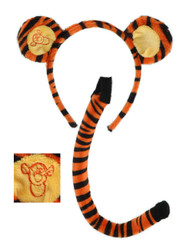 Disney Consumer Products Tigger Ears Headband & Tail Kit