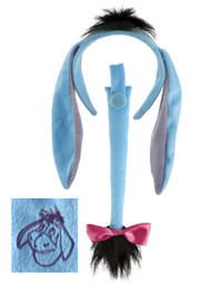 Disney Consumer Products Eeyore Ears Headband & Tail Kit