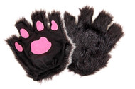 elope Black Fingerless Paws