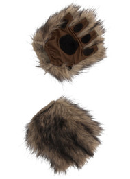 elope Squirrel Brown Fingerless Paws
