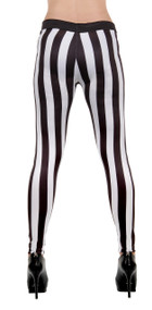 elope Striped Leggings One Size