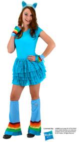 Hasbro Rainbow Dash Wrist & Leg Hoofwarmers