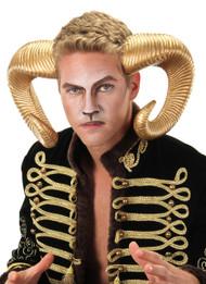 elope Ram Horns Gold