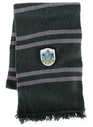 Warner Bros Slytherin Lambs Wool Knit Scarf