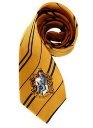 Warner Bros Hufflepuff Necktie