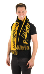 Warner Bros The One Ring Knit Scarf 6'