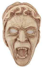 BBC Weeping Angel Vacuform Mask