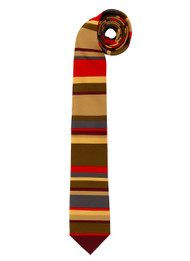 BBC Fourth Doctor Necktie