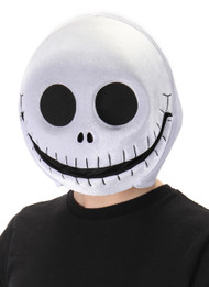 Disney Consumer Products Jack Skellington Plush Mouth Mover Mask