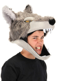 elope Wolf Jawesome Hat