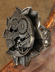 elope Antique Watch Gears Ring