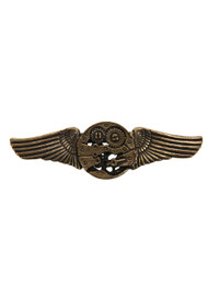 elope Antique Gear Wings Pin