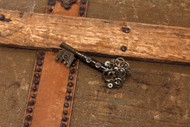 elope Large Antique Key Gear Pin