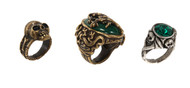 Disney Consumer Products Jack Sparrow Ring Set