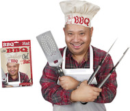 CHEF HAT - BBQ