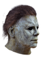 Halloween 2018 Michael Myers Deluxe Latex mask with hair. Right side view