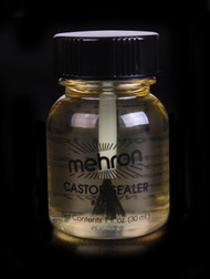1 OZ Castor Sealer for Latex with Brush