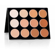 12 Shade Celebre Pro-HD Cream Contour & Highlight Palette