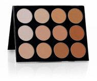 12 Shade Celebre Pro-HD Contour & Highlight Pressed Powder Foundation Palette