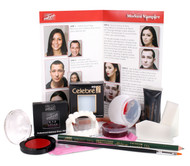 Premium Character Makeup Kit