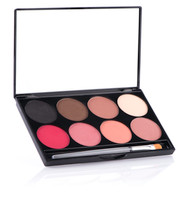 8 Shade E.Y.E Powder & Cheek Powder Palette