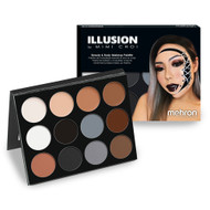 12 Color Mimi Choi Illusion Palette