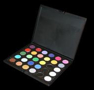 30 Color Paradise Makeup AQ Palette
